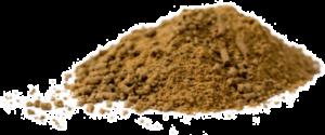 prebiotic food in olive paste powder