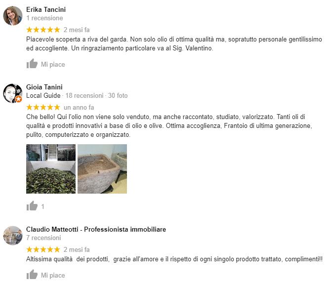 recensioni OlioCru